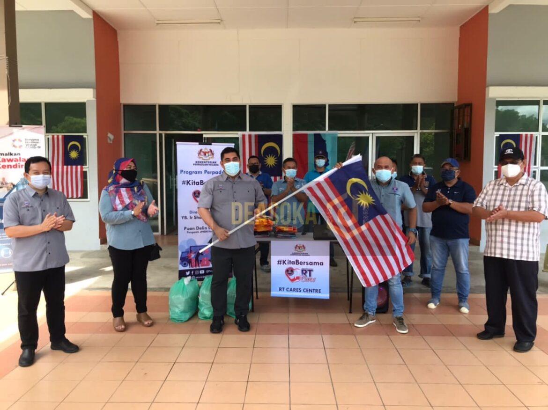 KRT mampu berperanan perkukuh kesejahteraan komuniti: Shahelmey