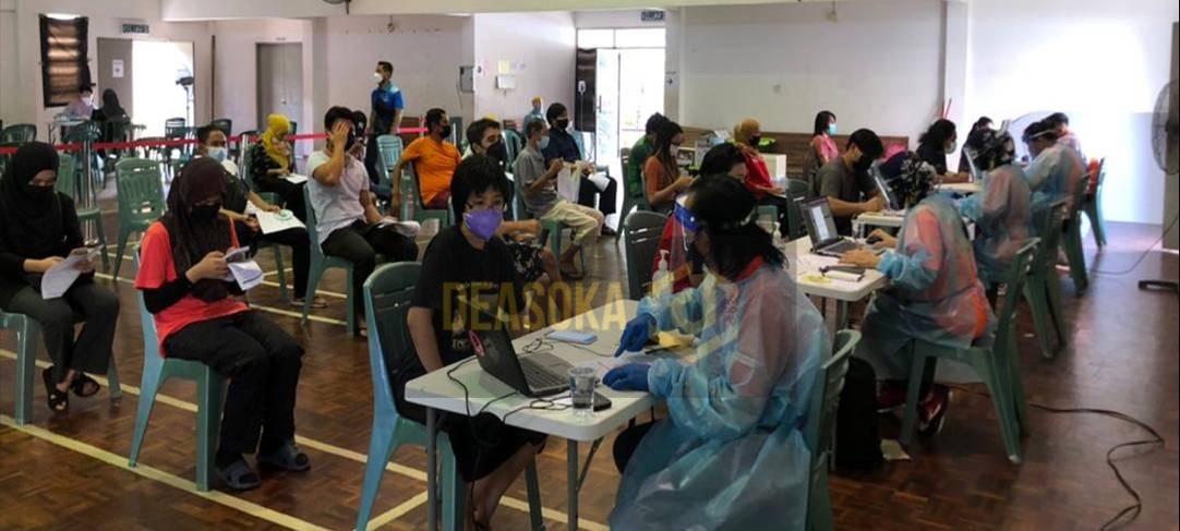 UMS giatkan inisiatif bantu program vaksinasi di kawasan PKPD