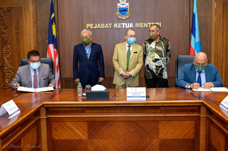 Qhazanah Sabah dapat hak eksklusif bina infrastruktur telekomunikasi