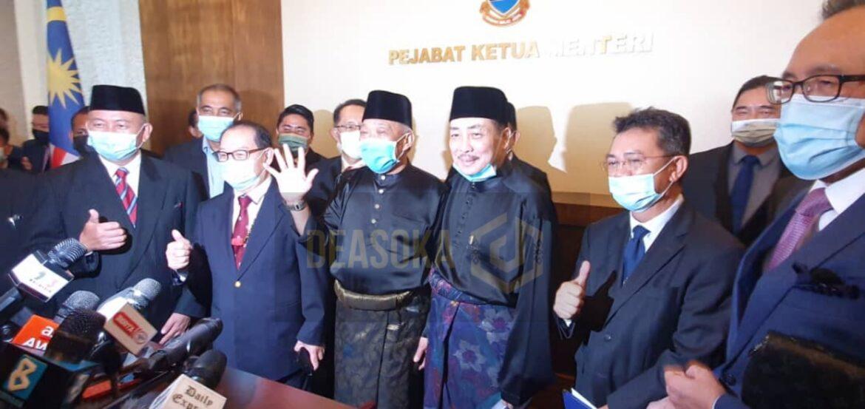 Genap setahun memerintah, GRS lepasi ujian politik, susun strategi majukan Sabah