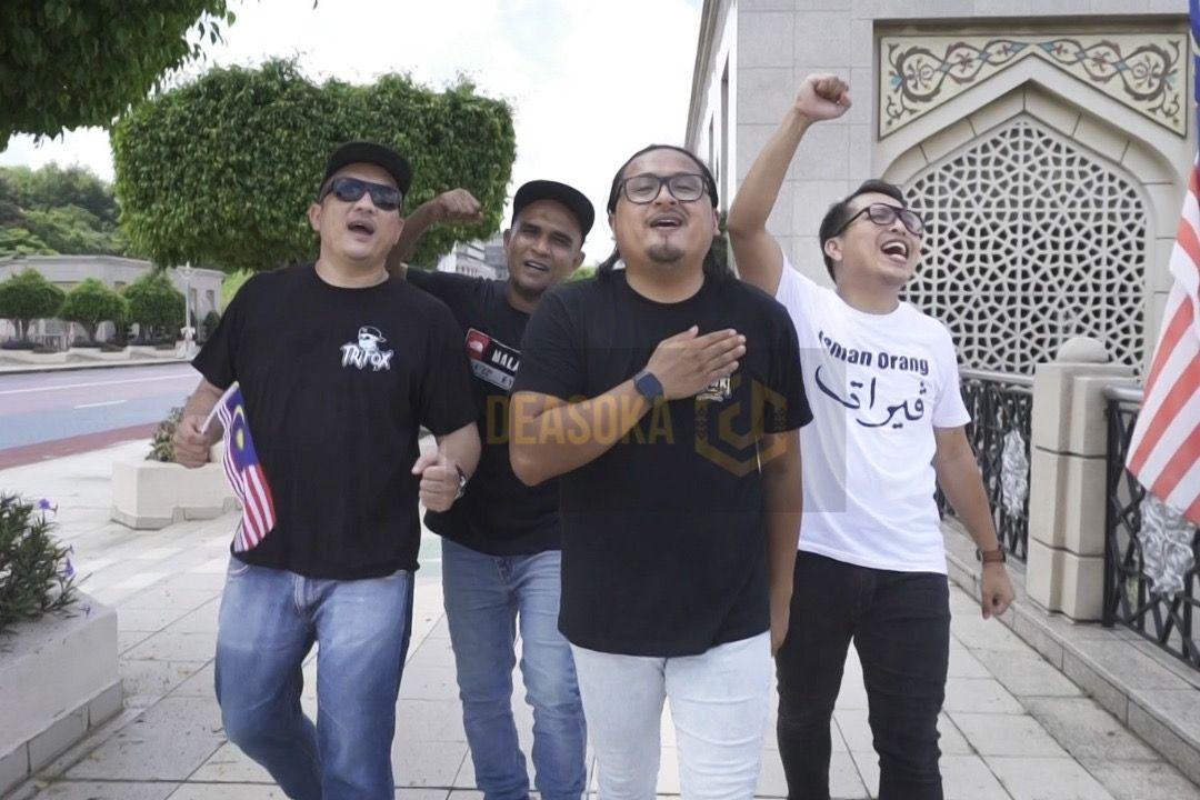 Anak Sabahan 'frontman' Trifox bangga ada lagu patriotik
