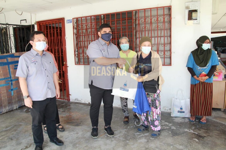 Malaysia Prihatin, golongan sasar terus disantuni