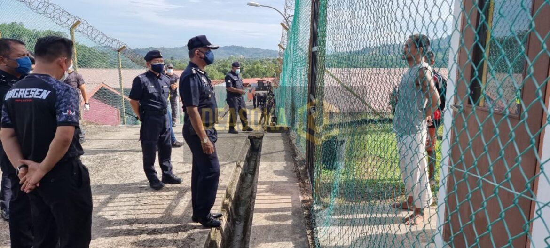 Rusuhan DTI Kota Kinabalu, 21 individu ditahan