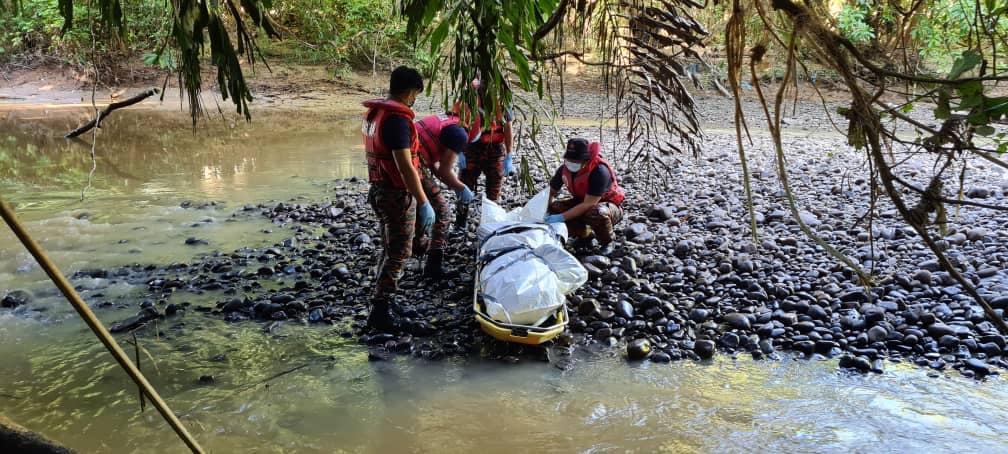 Mayat bot karam terakhir ditemui