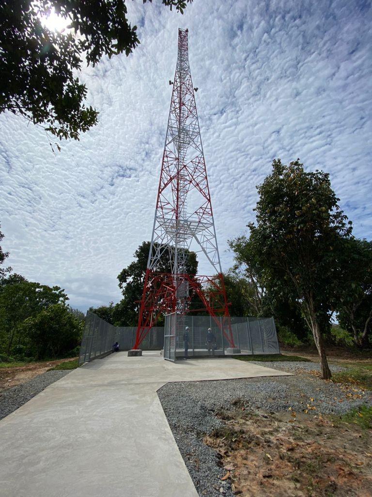 18,850 penduduk 6 kampung di Tawau, Semporna dan Kunak dapat akses 4G