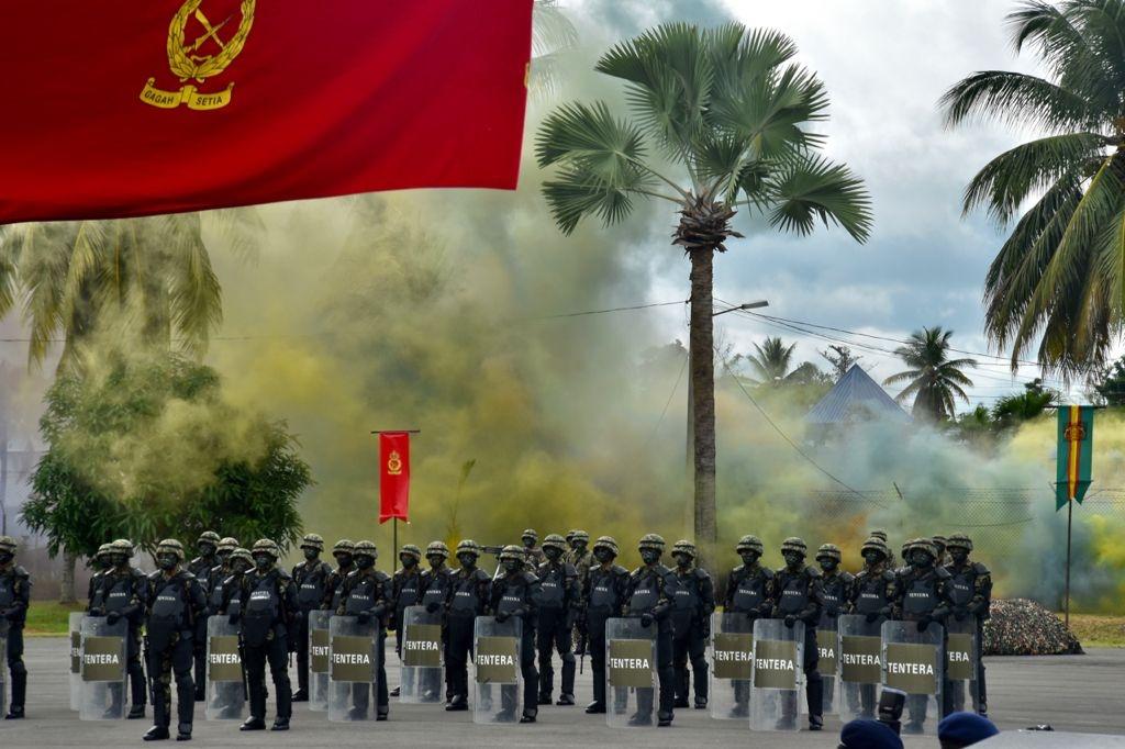 Pengoperasian semula Batalion Ke-26 RAMD perkukuh pertahanan negara