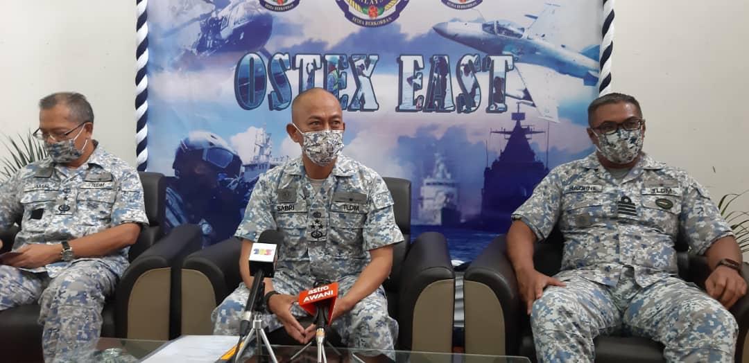100 peratus anggota Armada Timur TLDM sudah lengkap divaksin