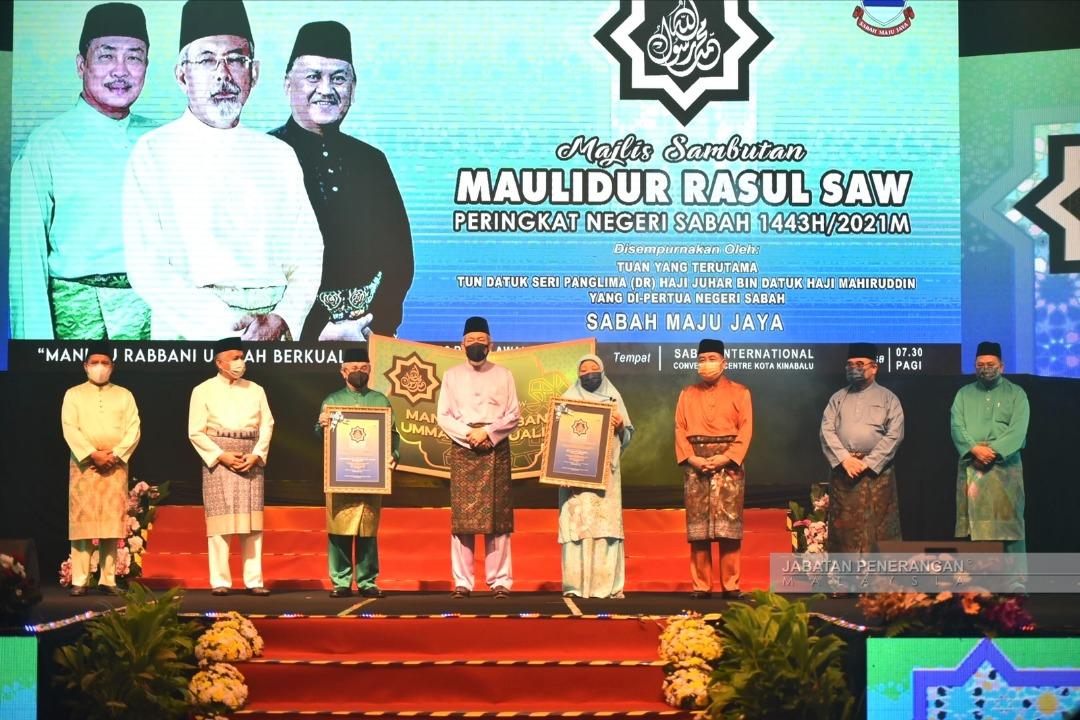 Tun Juhar ingatkan jentera kerajaan laksanakan pembangunan dengan baik