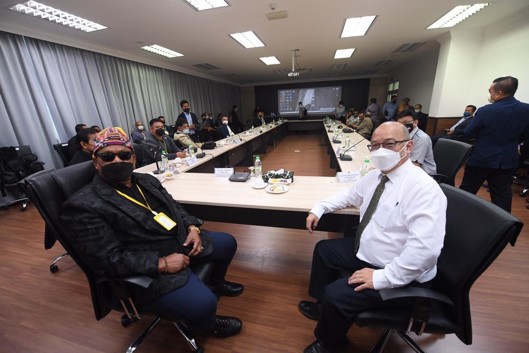 POIC Lahad Datu berpotensi dijadikan pusat pemprosesan rumpai laut, tuna