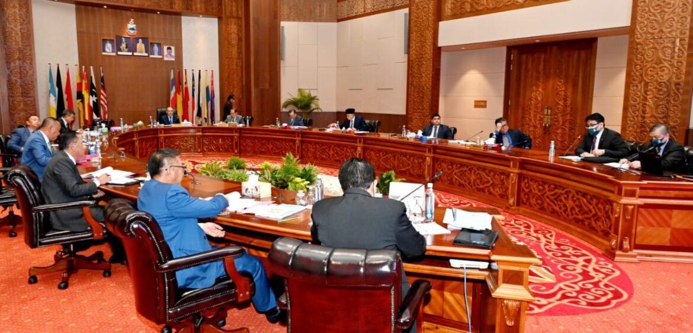 PETRONAS beri taklimat kepada Kabinet Sabah